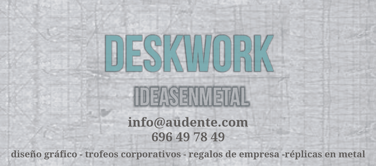 logo DESKWORK ideasenmetal